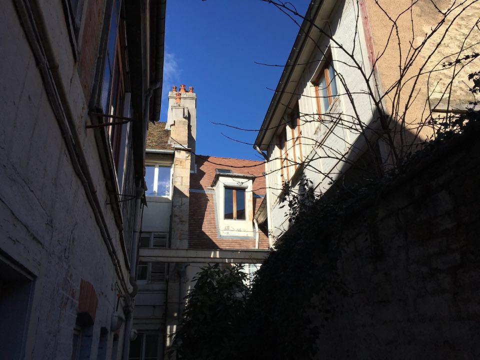 Renovation de toiture, rue Bersot à Besançon (25)