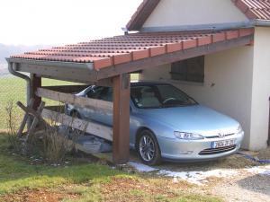 Abri voiture