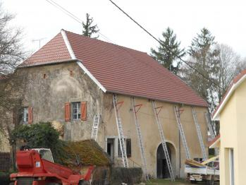 Rénovation à Courchapon (25)